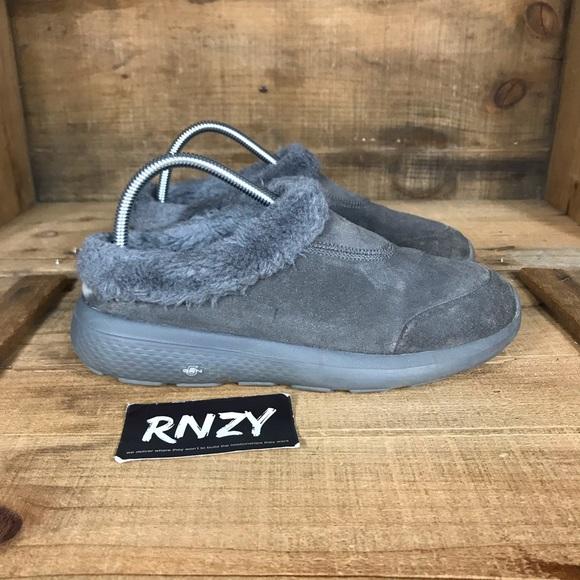pasaporte leninismo Intermedio  Skechers Shoes | Goga Mat Technology Comfort Slipper | Poshmark